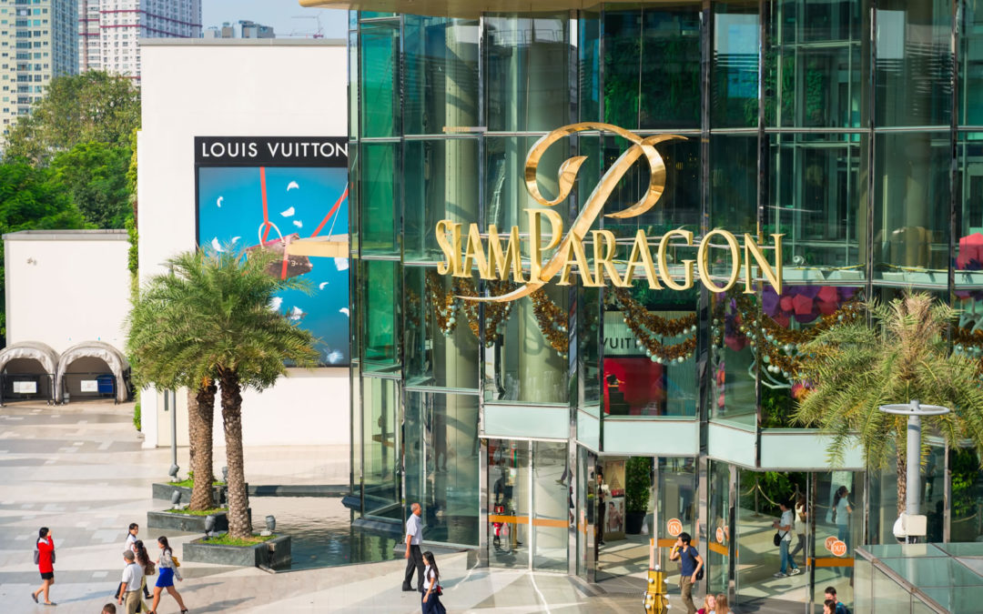4 places to shop in Bangkok