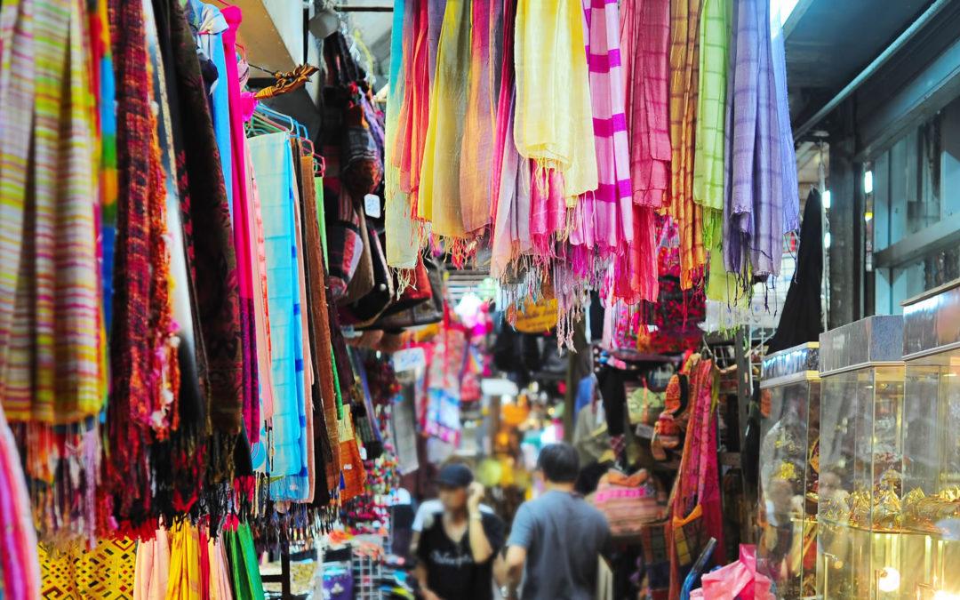 Chatuchak Market, Bangkok