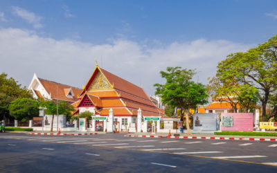 The history of Bangkok National Museum