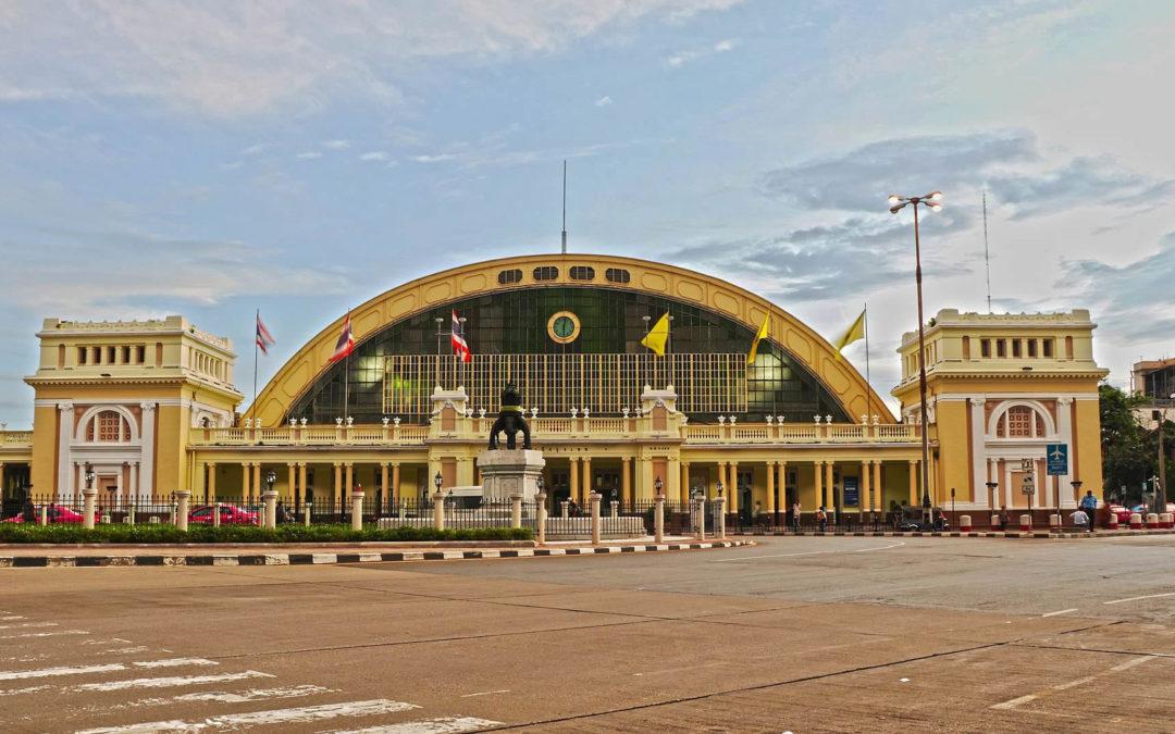 曼谷火车站的历史