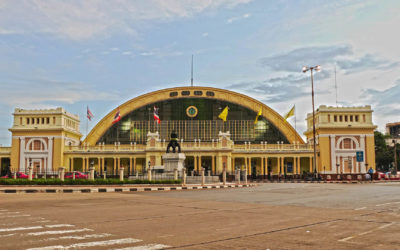 The History of Bangkok Railway Station